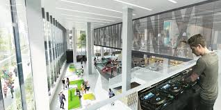 Gensler by Columbia College Announces New Gensler Designed Student Center