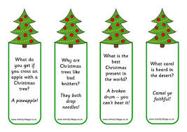 tree jokes bookmarks