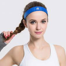 sports hair bands detector women sport hair bands sports headband sport anti