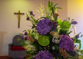 wedding flowers church wedding flowers in church up stock photo image 57070462