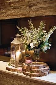 country wedding centerpieces 50 tree stumps wedding ideas for rustic country weddings deer