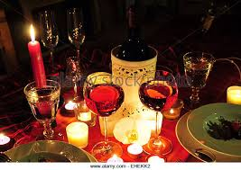 Candle Light Dinner Romantic Candle Light Dinner Stock Photos U0026 Romantic Candle Light