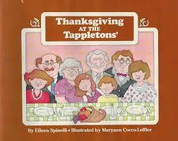 maryann cocca leffler thanksgiving at the tappleton s the sad saga