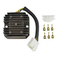 voltage regulator rectifier rmstator