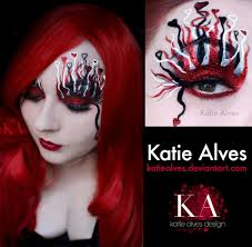 queen of hearts makeup make up artistry pinterest queens