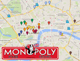 monopoly map monopoly map map
