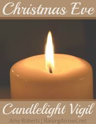 candlelight service for your family raising arrows