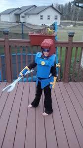 Crusher Halloween Costume Skylanders Focus Crusher Complete