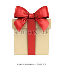 gift boxes with bow gift box present box ribbon stock illustration 704367079