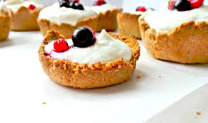 Low Calorie Cottage Cheese by Healthy Cottage Cheese Cheesecake With Oat Crust
