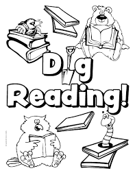 library coloring pages letter l is for library coloring page free
