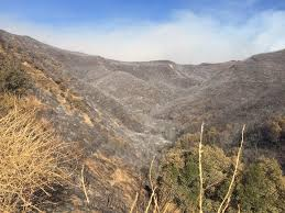 firefighters increase containment on lake berryessa fire