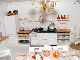 dolls house kitchen furniture the miniatures elizabeth lepla by christine