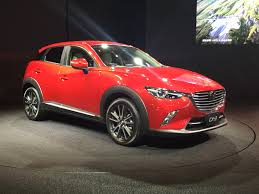 new mazda 2015 all new mazda cx 3 2015 compact crossover suv