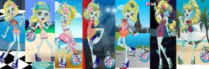 13 Wishes Lagoona Monster High Freaky Fusion 2 0 By Sailorcosmos0 On Deviantart