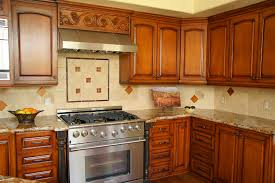 Kitchen Medallion Backsplash Amazing Backsplash Medallions 2 Hegle Tile Kitchens Tile