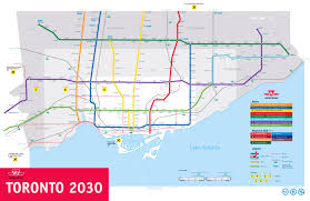 Subway Map Nyc Directions by Large Subway Map Of Toronto U2013 2030 Toronto Large Subway Map