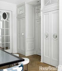 light gray walls transitional entrance foyer benjamin moore