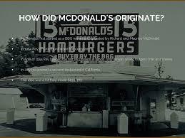 mcdonalds by mcclendon
