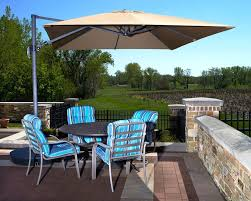 11 Parasol Cantilever Umbrella Sunbrella Fabric by Amazon Com Beautiful 10 U0027 Cantilever Pool U0026 Patio Umbrella