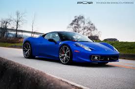 cars ferrari blue photo collection gallery blue ferrari 458