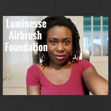 airbrush makeup for black skin luminess air matte airbrush makeup on skin
