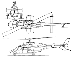 bell model 222 helicopter development history photos technical