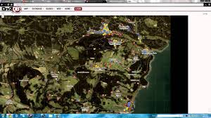 Dayz Sa Map Dayz Sa How To Find Your Location Youtube