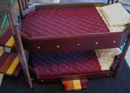 Hand Made Bunk Beds by Hand Made Pampered Pets Bunk Beds By Intrigue Custom Creations