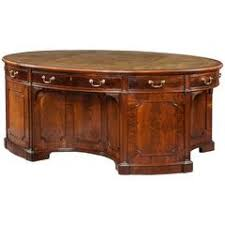 19th c mahogany large size partners desk for sale at 1stdibs