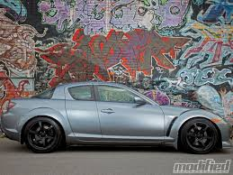 rx8 2005 mazda rx 8 project rx 8 modified magazine