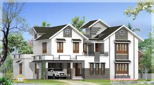 house plan modern 4 bedroom kerala home elevation home appliance