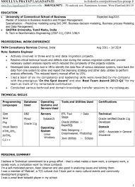 Sas Data Analyst Resume Sample Thesis Statement On Greasy Lake Telemarketing Representative