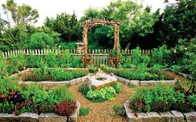 organic garden design images on spectacular home interior