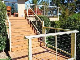 awesome deck stair railing how to build deck stair railing