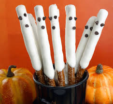 10 frighteningly easy halloween recipes