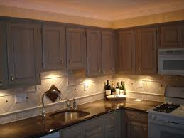 adding under cabinet lighting existing kitchen kitchen cabinet