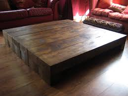 fancy large wood coffee table with marvellous intended for popular