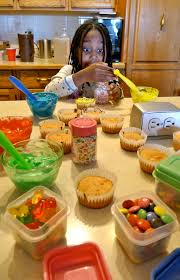 Decorate Your Own Cupcake Rainbow Activity And Party Ideas