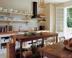 farm table kitchen island fabulous farmhouse kitchens a trending style in elements