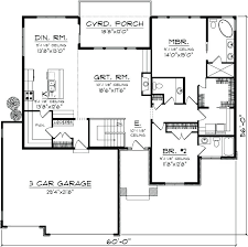 cottages floor plans awesome bed bungalow floor plans home design ideas best on house