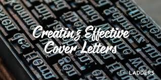 getting your cover letter noticed ladders