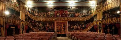 Opera House by Amargosa Opera House Marta Becket U0027s Death Valley Arts Oasis Kcet