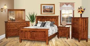 bedroom set amish custom bedroom set