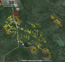 Saskatchewan Wildfire Evacuations by Alberta U2013 Page 4 U2013 Wildfire Today