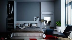 Red And Grey Bedroom by Futuristic Blue And Grey Living Room With Dark Blu 1600x1071