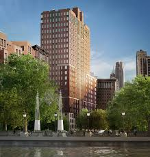 A Place Ny 225 Rector Pl In Battery Park City Sales Rentals Floorplans