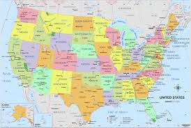 Map Of Usa Blank by United States Map Nations Online Project Index Of