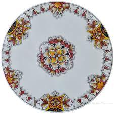 ceramic cheese plate italian majolica ceramic cheese plate