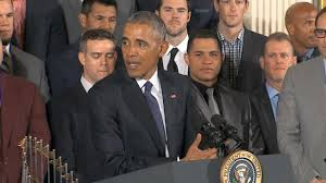 White House Tours Obama by Cubs Honored By President Obama At White House Mlb Com